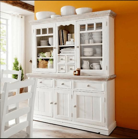 Как оформить кухню в прованском стиле. Идеи и примеры