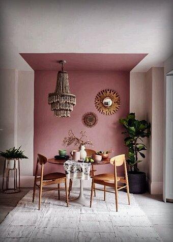 Несложно, но очень оригинально! 5 необычных способов по окраске стен в квартире
