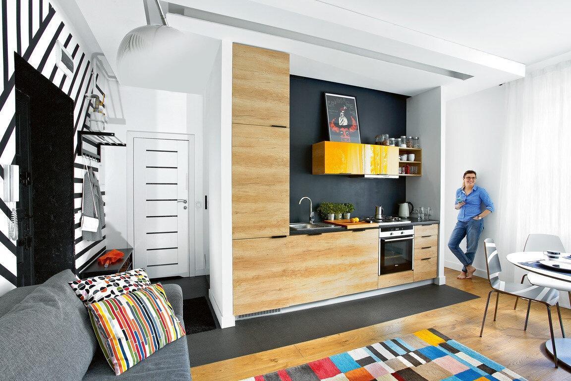 Современный стиль в дизайне интерьера: 65 фото
