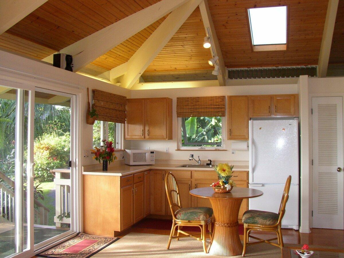 Кухня на даче. Идеи и примеры обустройства