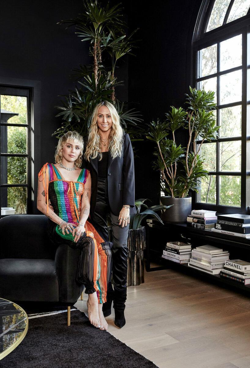 В гостях у Майли Сайрус: дом звезды в Лос-Анджелесе