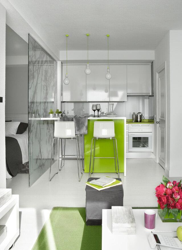 Мадрид: квартира 40 кв.м