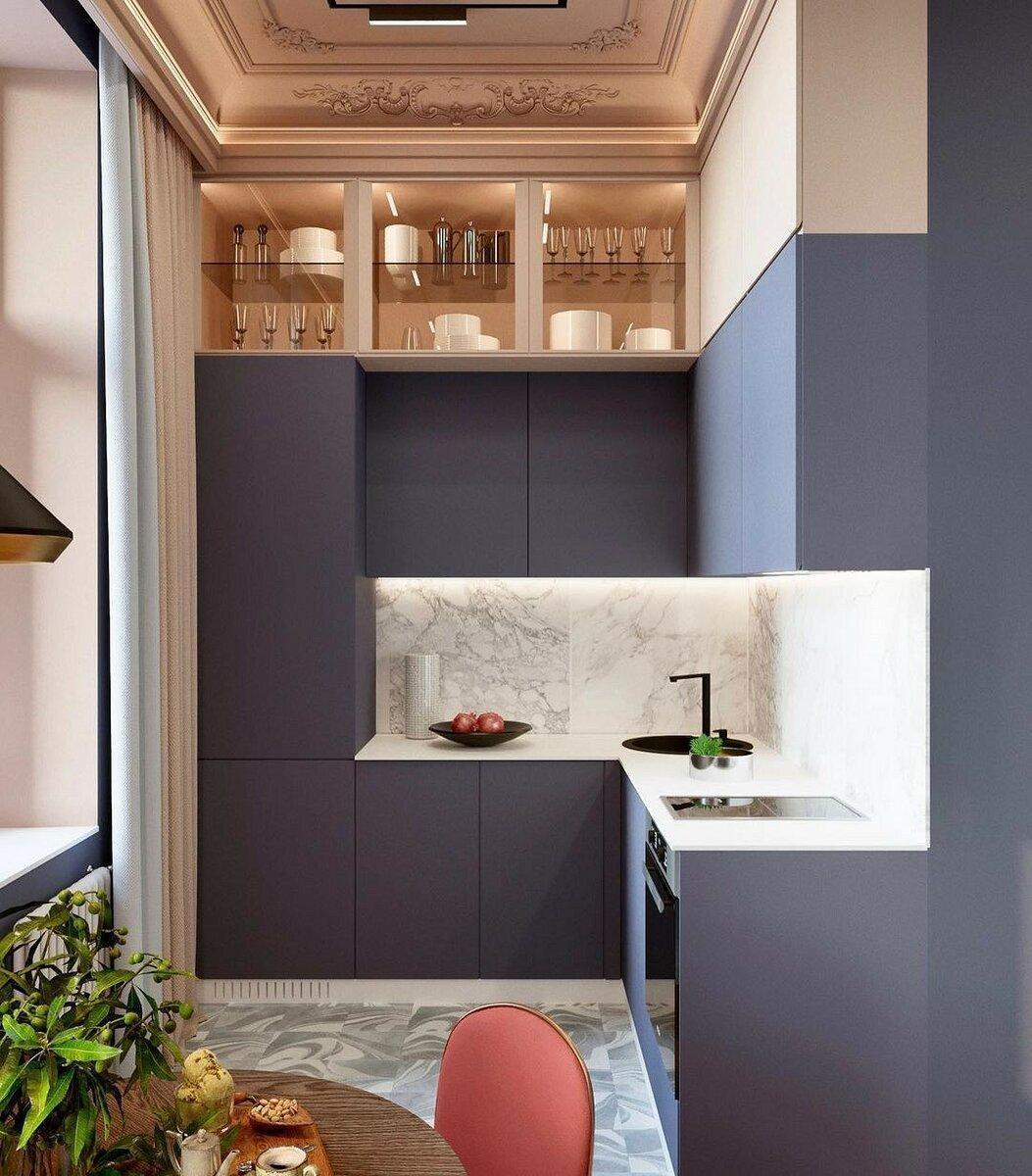 7 интерьеров однокомнатных квартир площадью 30 кв. м, которые вам понравятся