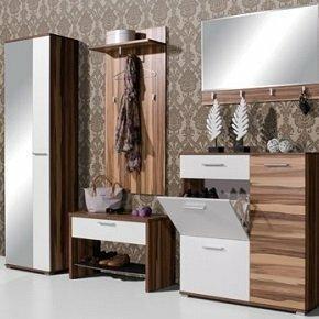 Мебель для узких коридоров и маленькой прихожей