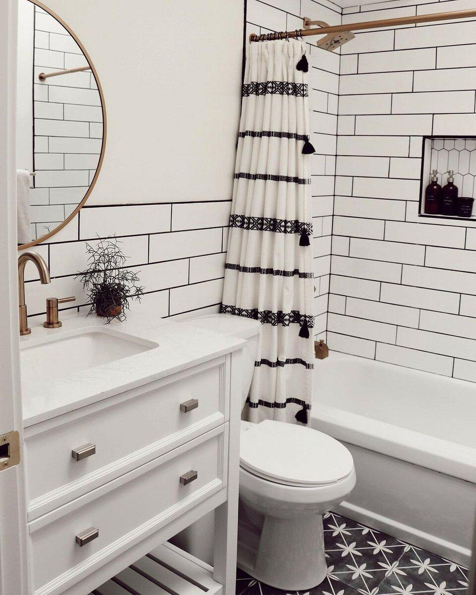 До и после: 6 новых преображений ванных комнат