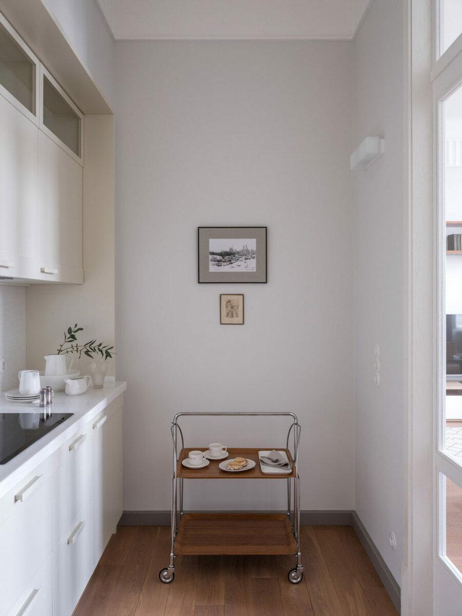 Как оформить маленькую кухню до 10 м²: 9 интересных вариантов