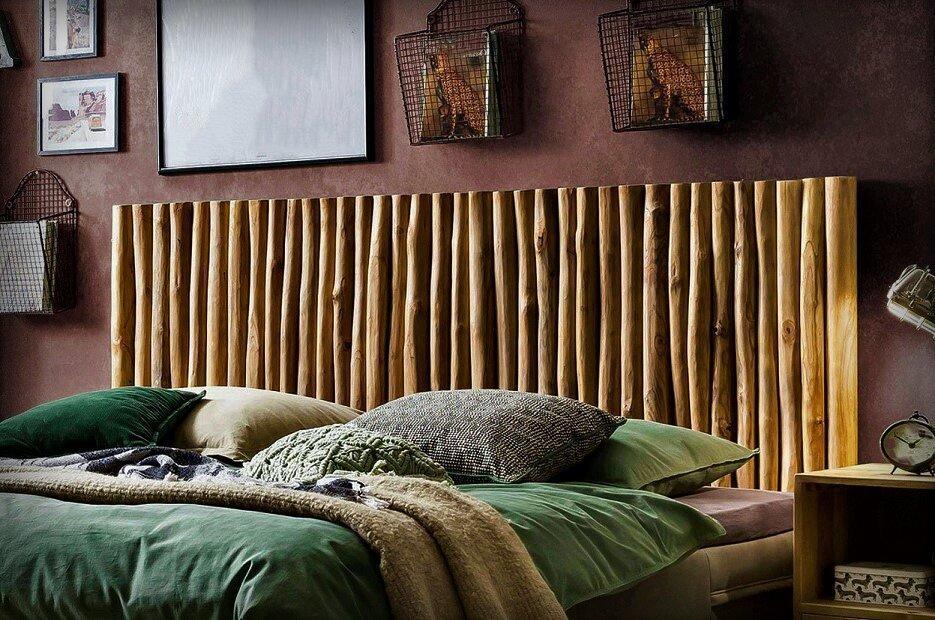 На чём можно грамотно сэкономить при обустройстве своей спальни? 5 крутых идей для изголовья