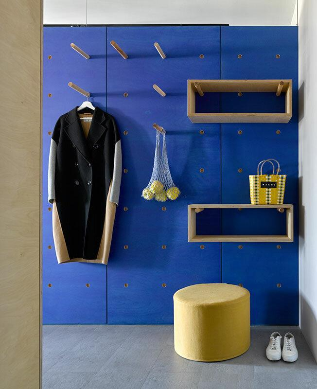 Дизайн однокомнатной квартиры: 5 планировок