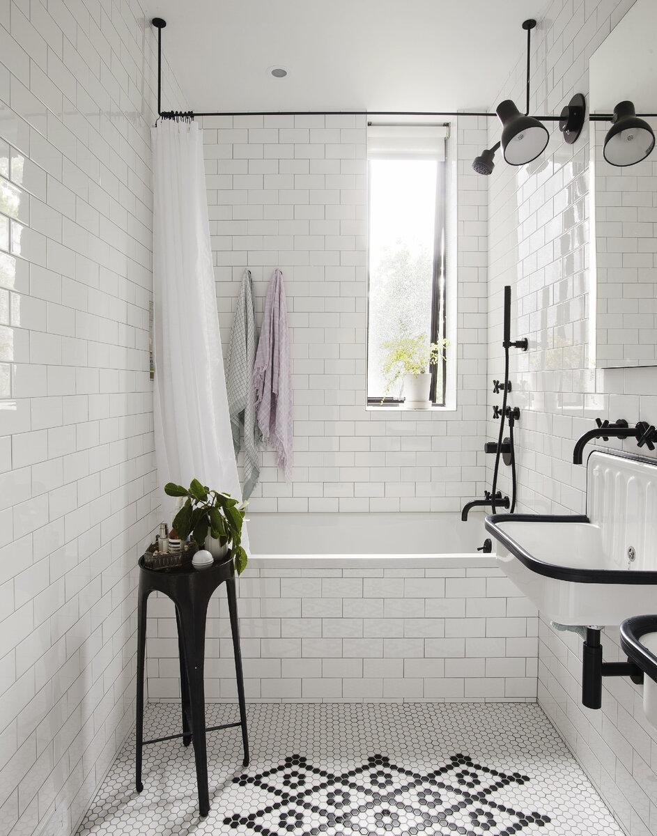 15 лучших идей плитки для ванной комнаты