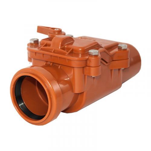 Для чего используется обратный клапан для сточных вод? Что такое обратный клапан