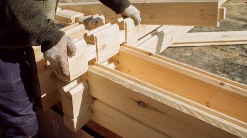 Двойной деревянный дом. Все о технологии Double Bar