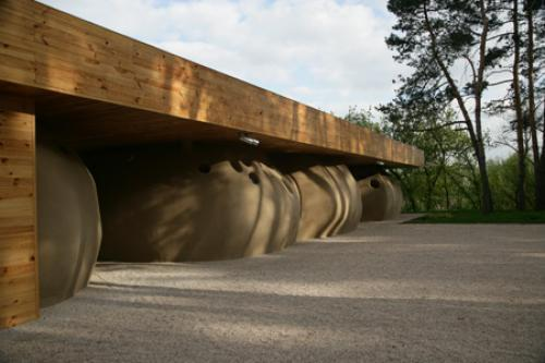 Дома из глины и соломы технология. Плюсы и минусы домов из глины