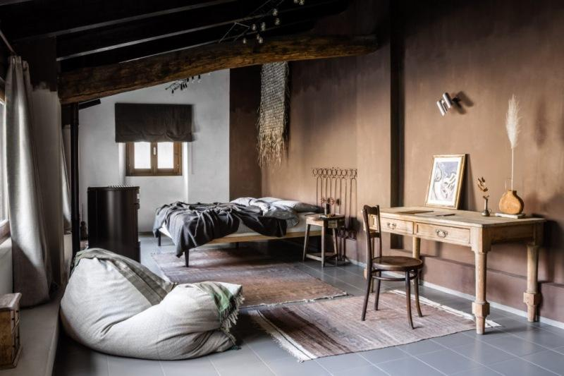 Дом с историей на озере Комо, 75 м²