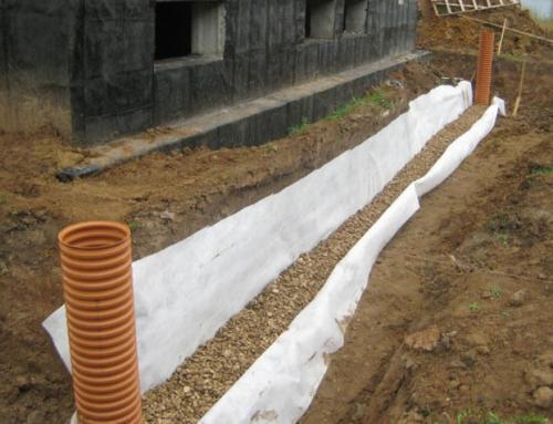 Водосточная система вокруг дома своими руками. Петлевой водоотвод по дому своими руками: как сделать надежную систему