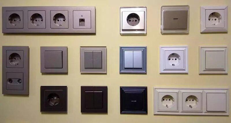 Какие розетки и выключатели выбрать для дома?