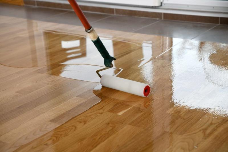 Какой краской лучше покрыть деревянный пол, какую выбрать краску - советы профессионала