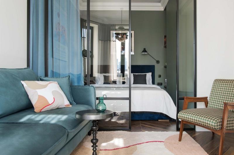 Квартира в генеральском доме на Смоленской набережной, 36 м²