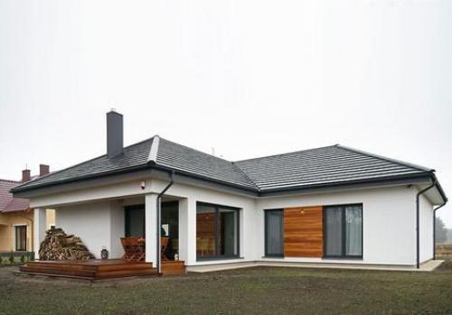 Зарубежные проекты домов и коттеджей. Проекты американских домов и коттеджей