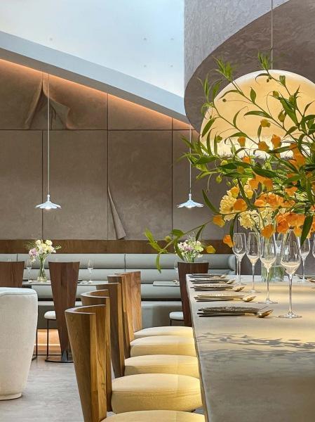 Романтический ресторан в Шанхае