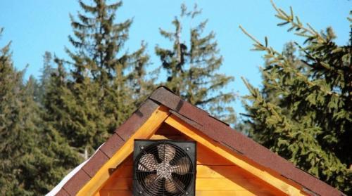 Турбодефлектор для вентиляции. Изготовление дымника своими силами