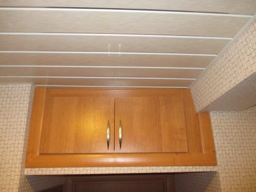Антресоль в кухне над дверью. Антресоли в хрущёвке: убрать нельзя украсить?