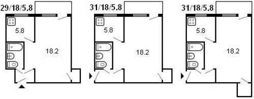 Длина пятиэтажного дома хрущевки. На сколько лет жизни были рассчитаны «хрущевки»