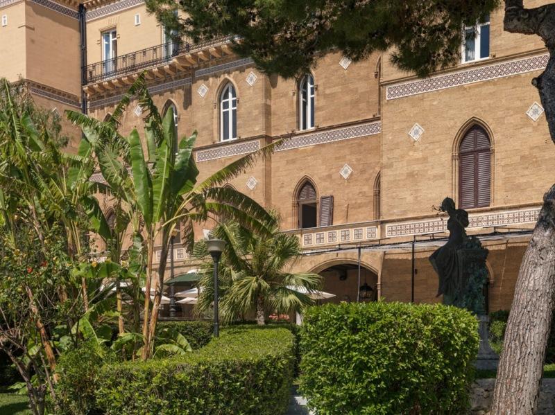 Дом легенды: отель в исторической вилле Иджеа