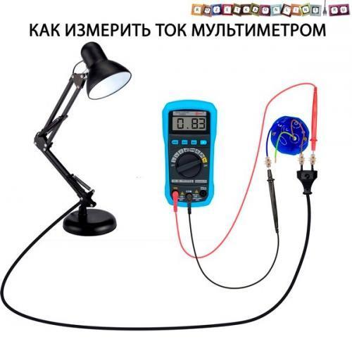 Измерьте ток мультиметром. Как измерить ток в розетке мультиметром