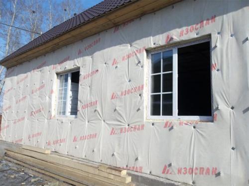 Каким лучше утеплителем утеплить дом из бруса снаружи. Как утеплить дом из бруса снаружи — лучшие способы и материалы