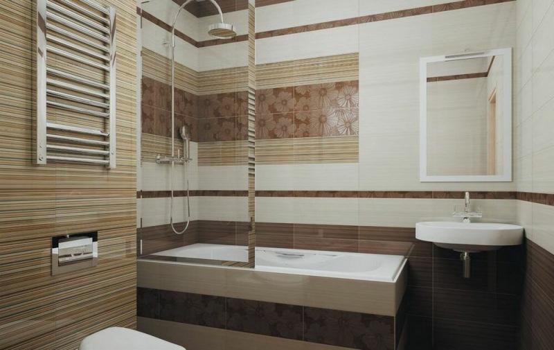 Какую плитку выбрать для ванной?