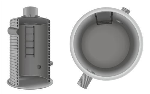 Колодец для ливневой канализации. Где и для чего используется
