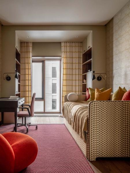 Квартира на Мосфильмовской, 170 м²