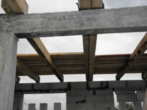 Пирог межэтажного перекрытия. Что говорит об утеплении перекрытий строительная теплофизика