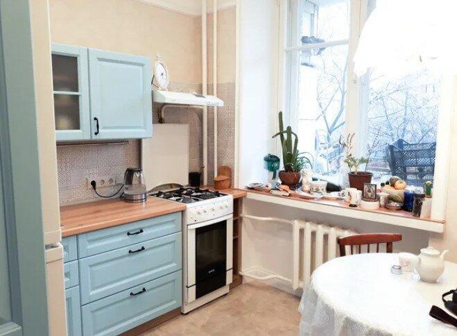 Ремонт кухни: вторичка и ее проблемы!