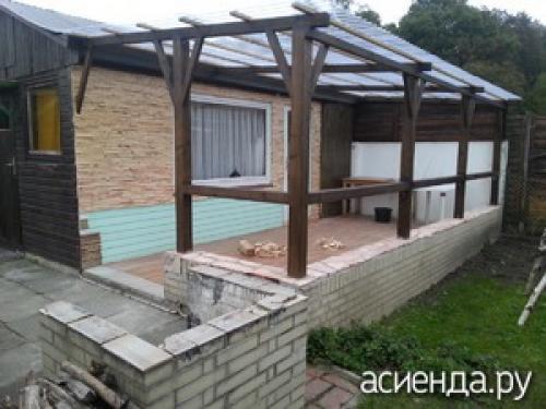 Ремонт в деревянном доме. Как отремонтировать старый деревянный дом внутри