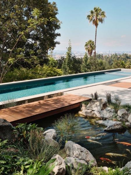 Реставрация модернистского дома в Лос-Анджелесе