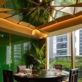 Китайский ресторан в Шэньчжэне