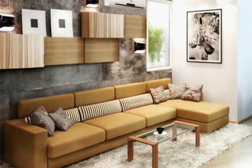 Как украсить стену над диваном в прихожей своими руками. Как украсить стену над диваном, 9 практичных способов украшения